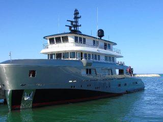 Varo Motoryacht Audace